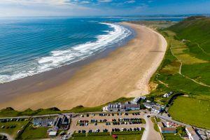 Gower Beach
