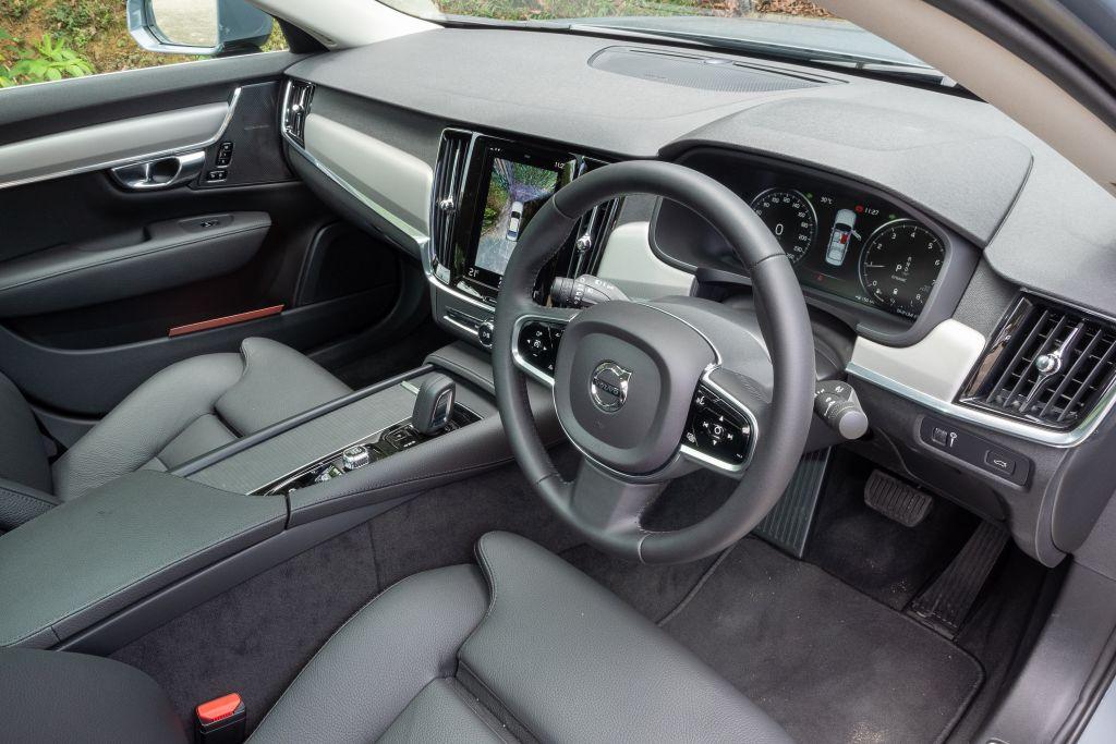 S90 Interior